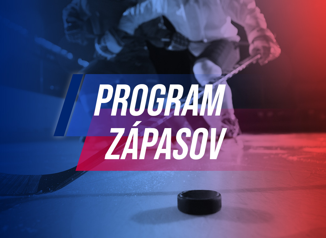 Program zápasov v týždni od 18. 11. do 24. 11. 2019